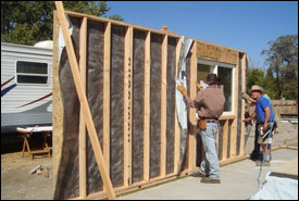 Habitats packaged homes design prices for Panelized building systems